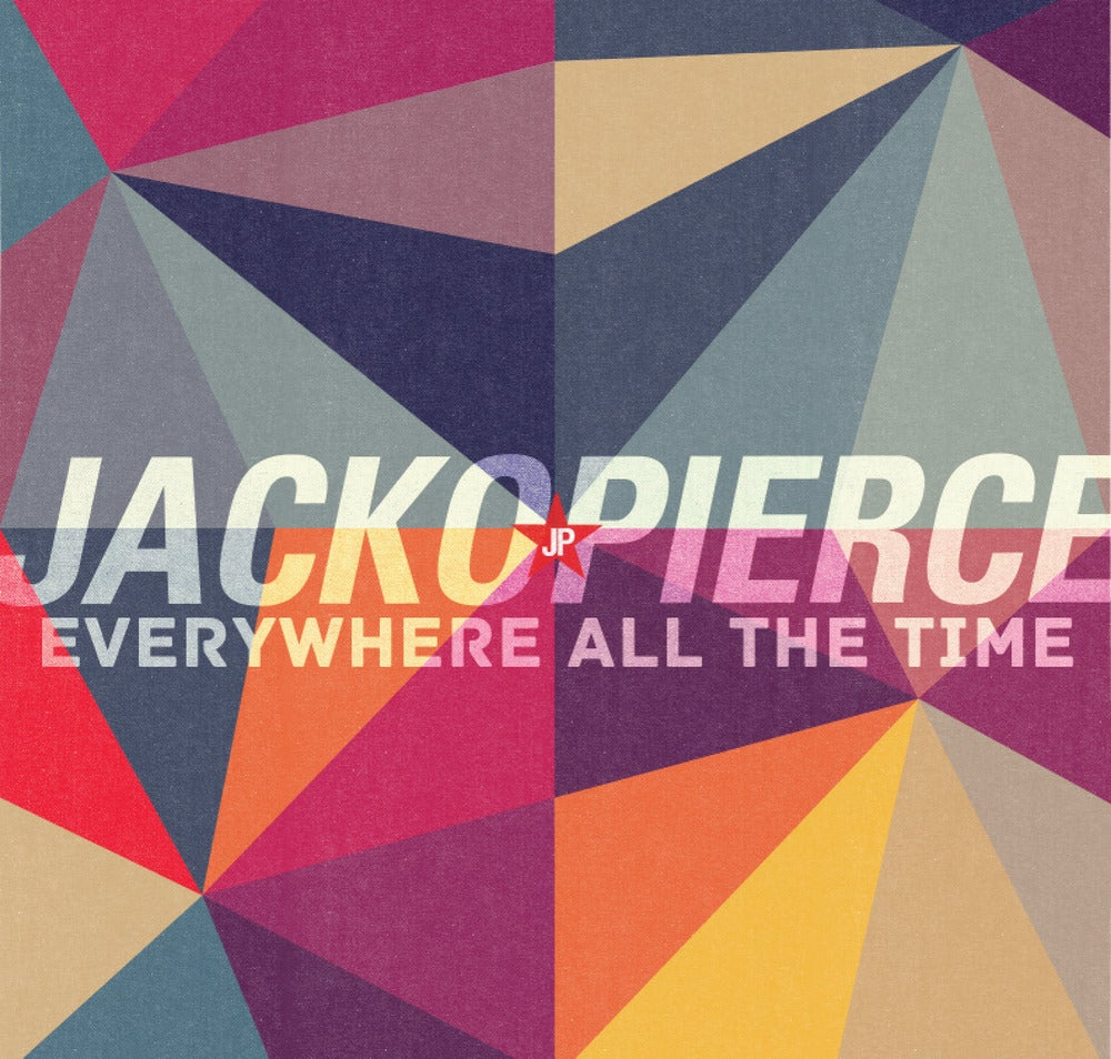 Everywhere All The Time CD