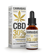 CBD Oil 30% Cannabas XX-FORTE Premium Full Spectrum