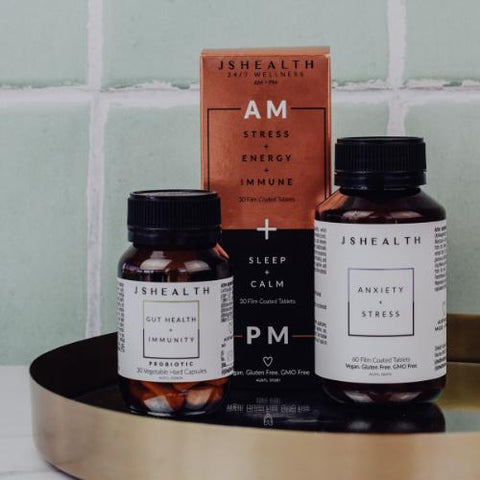 Vitamin & Herbal Range