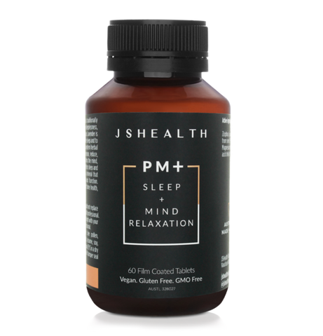 JSHEALTH - PM+ Sleep + Mind Relaxation 60's