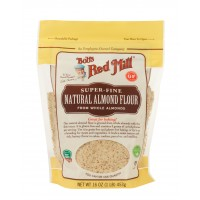 BOB'S RED MILL Natural Almond Flour Gluten Free 453g