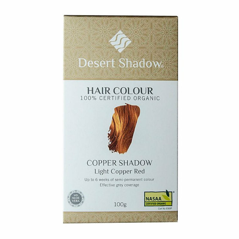 Desert Shadow - Hair Colour Copper Shadow 100g