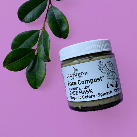 ECO TAN - Face Compost Mask