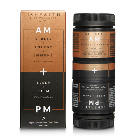 JSHEALTH - AM + PM Vitamin tabs