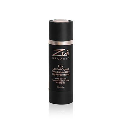 ZUII Organics - LUX Luminescent Liquid Foundation SUNKISSED