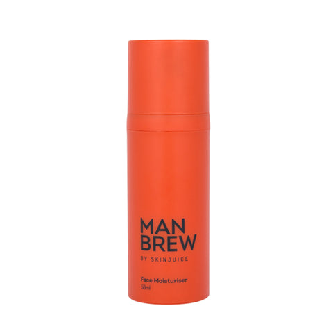 MAN BREW - Thirsty Skin Facial Moisturiser 50ml