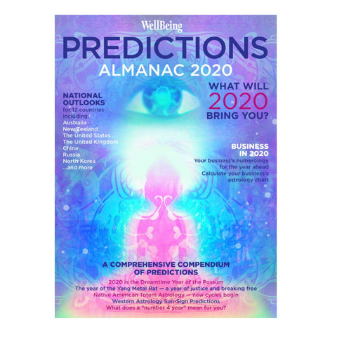 WellBeing Magazine Predictions 2020