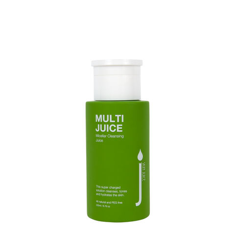 SKIN JUICE - Multi Juice Micellar Cleansing Skin Drink 200ml