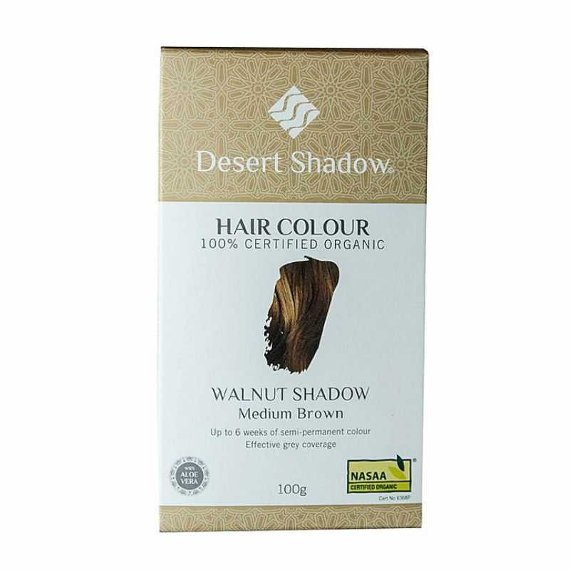 Desert Shadow - Hair Colour Walnut Shadow 100g