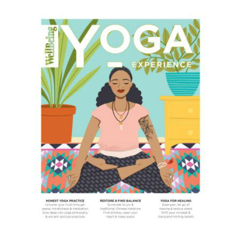 WellBeing Yoga Magazine 2020