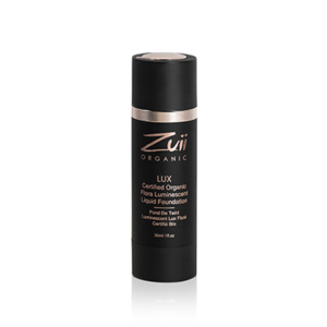 ZUII Organics - LUX Flawless Liquid Foundation PEARL