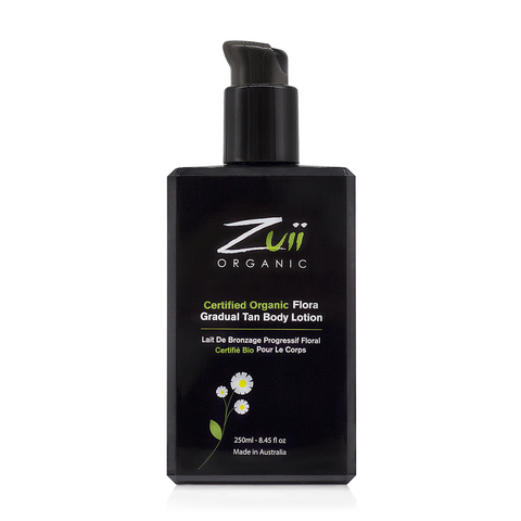 ZUII Organics - Gradual Tan Lotion 250ml