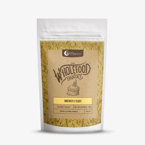 Nutra Organics - Brewers Yeast 200g