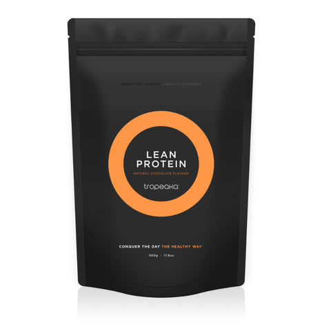 TROPEAKA - Lean Protein Chocolate 500g