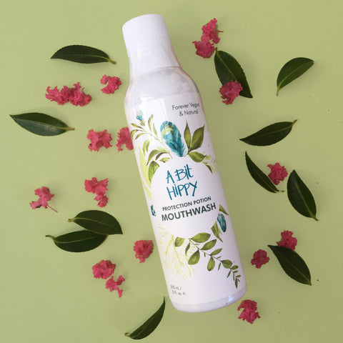 A Bit Hippy - Protection Potion Mouthwash 300ml