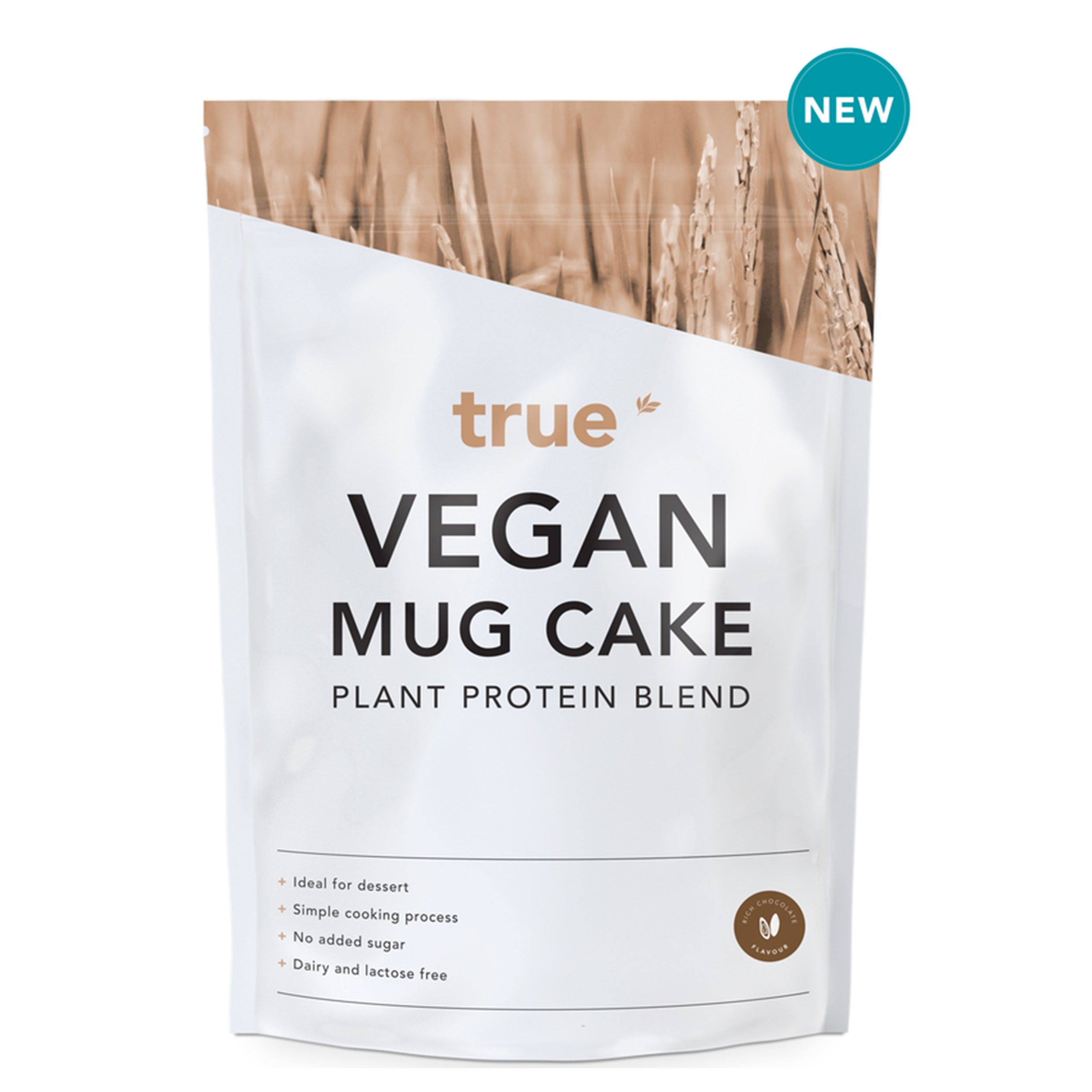 TRUE - MUGCAKE Vegan Rich Chocolate