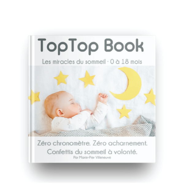 Toptop Book Bedaine Urbaine - Les miracles du sommeil