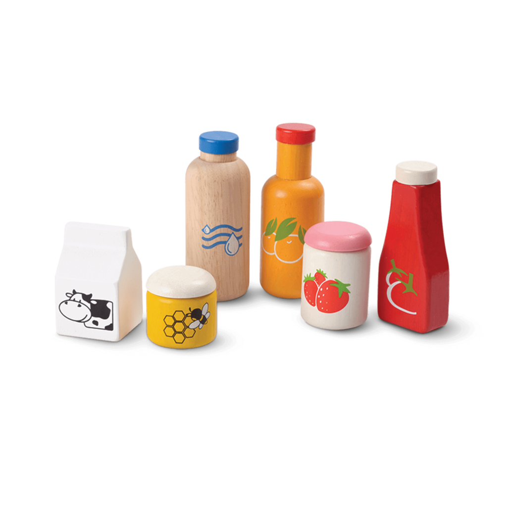 Assortiment de condiments PlanToys