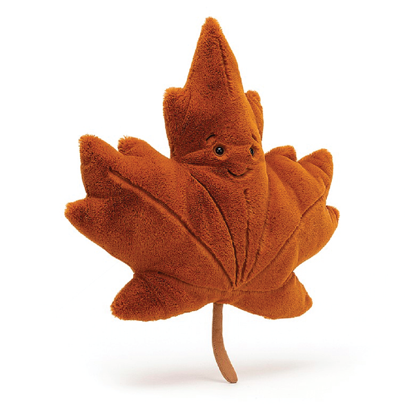 Peluche Woodland Feuille D'érable Jellycat™ | Petit Hurricane Co.