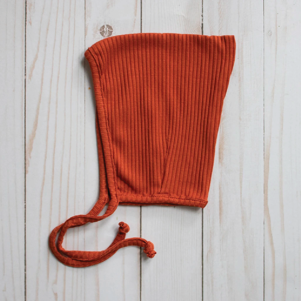Bonnet pixie Mase & Hats - Rouille