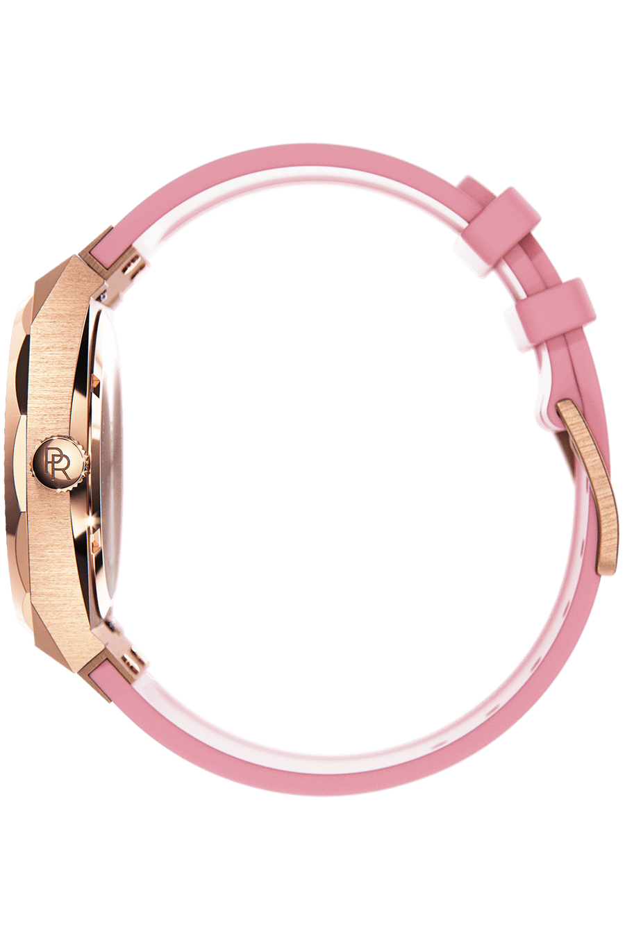 PAUL RICH LADY HEART OF THE OCEAN - PINK ROSE GOLD