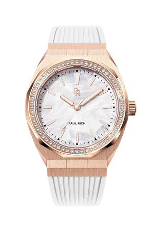 PAUL RICH LADY HEART OF THE OCEAN - WHITE ROSE GOLD