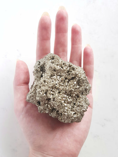Pyrite Rough Large