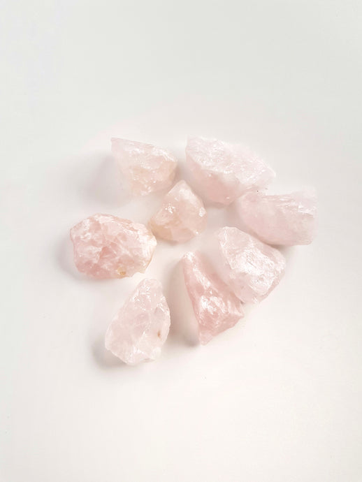 Rose Quartz Rough