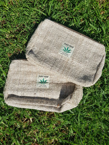 Large Hemp Pouch