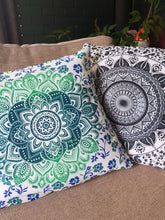 Load image into Gallery viewer, Mandala Cushion Covers