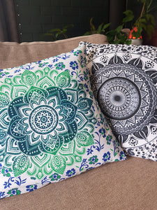 Mandala Cushion Covers