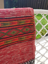 Load image into Gallery viewer, Yak Wool Shawl - Red