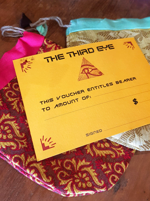 Third Eye Gift Voucher