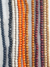 Load image into Gallery viewer, Wooden Mala Beads