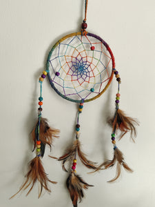 "5"" Hemp Dreamcatcher"