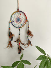 "Load image into Gallery viewer, 5"" Hemp Dreamcatcher"