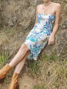 Savannah Strapless Dress