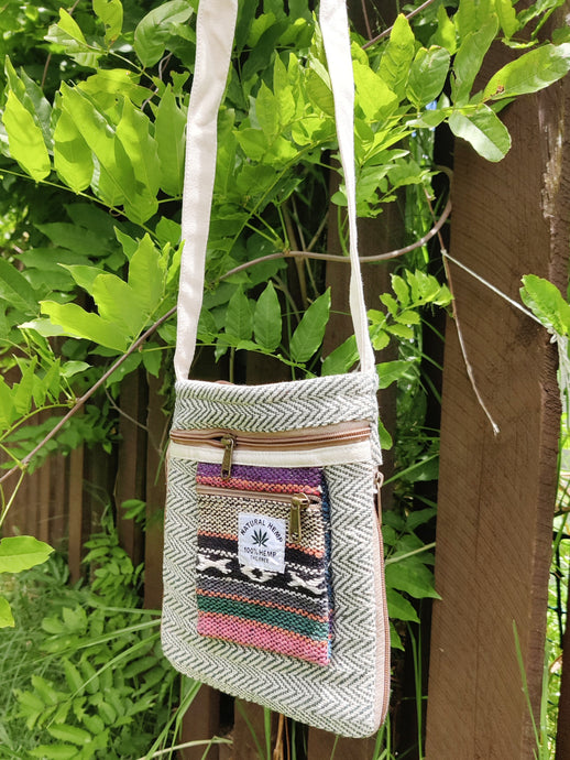 Boho Cotton Shoulder Bag