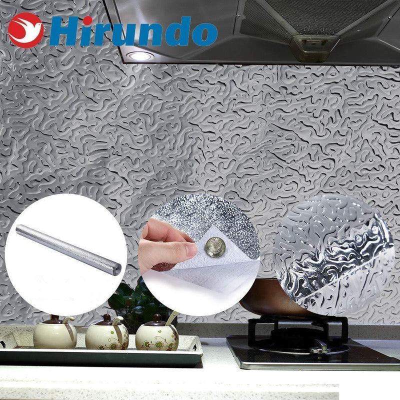 Hirundo Kitchen Backsplash Wallpaper