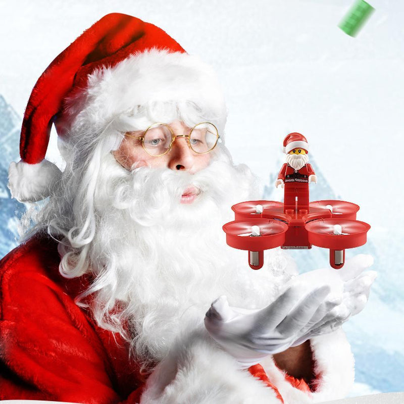 FLYING SANTA CLAUS