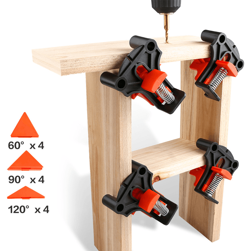 Saker 90 Degree Corner Clamps