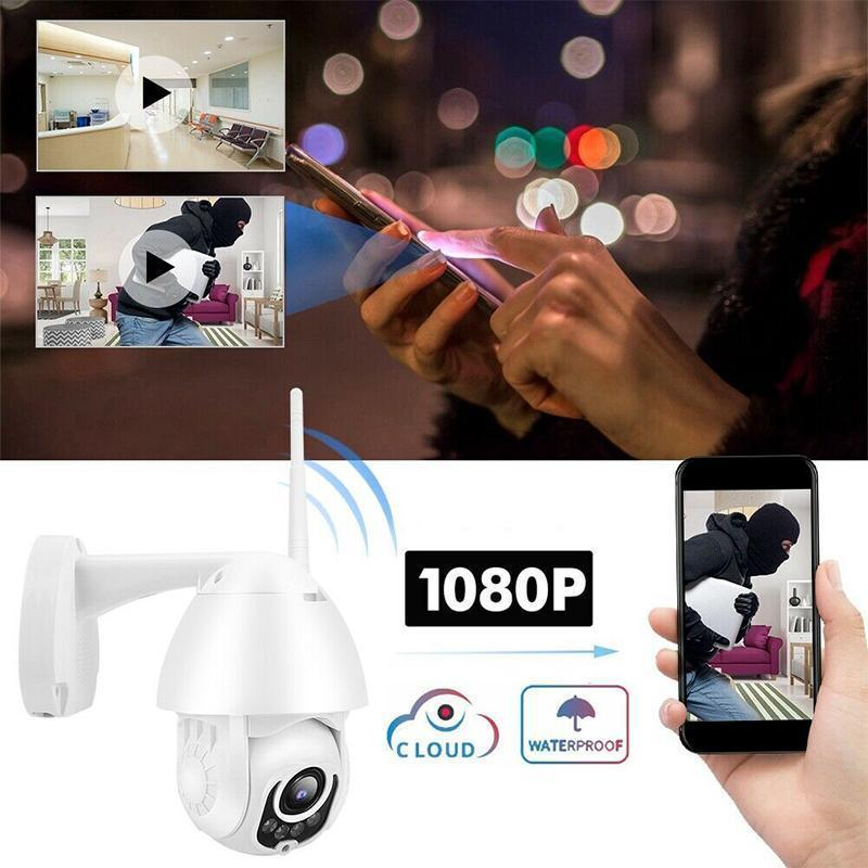 Wiseho™ Outdoor Wifi HD Camera
