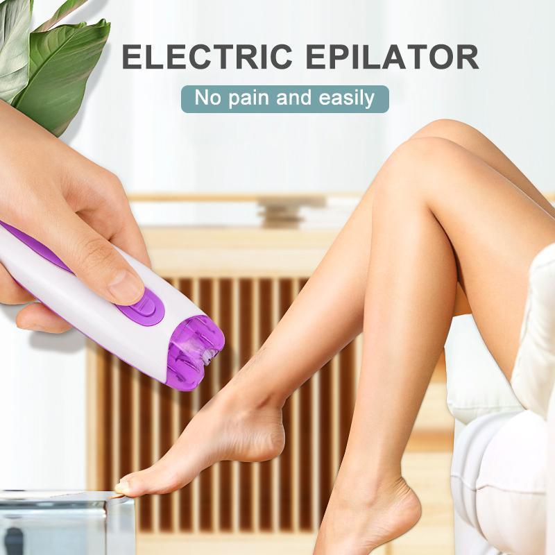 Precise & Gentle Electric Epilator