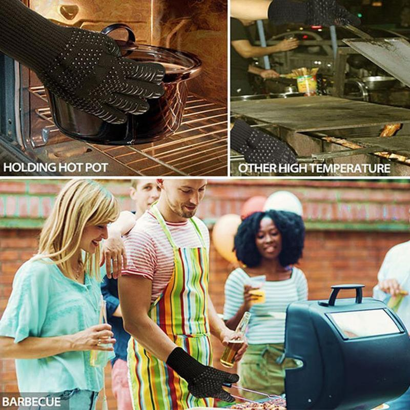 Hirundo- BBQ Heat & Cut Resistant Gloves