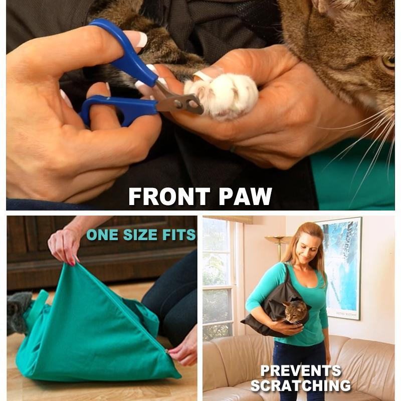CAT TRAVEL POUCH