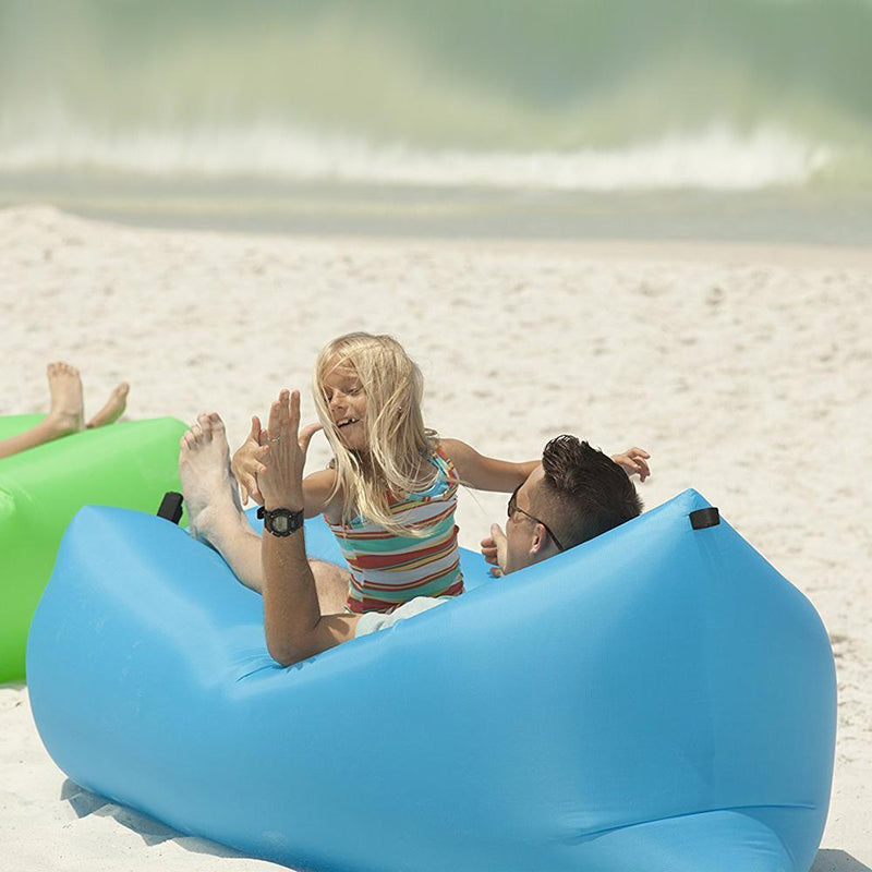 Hirundo Inflatable Lounger - Air Couch Chair Sofa Pouch