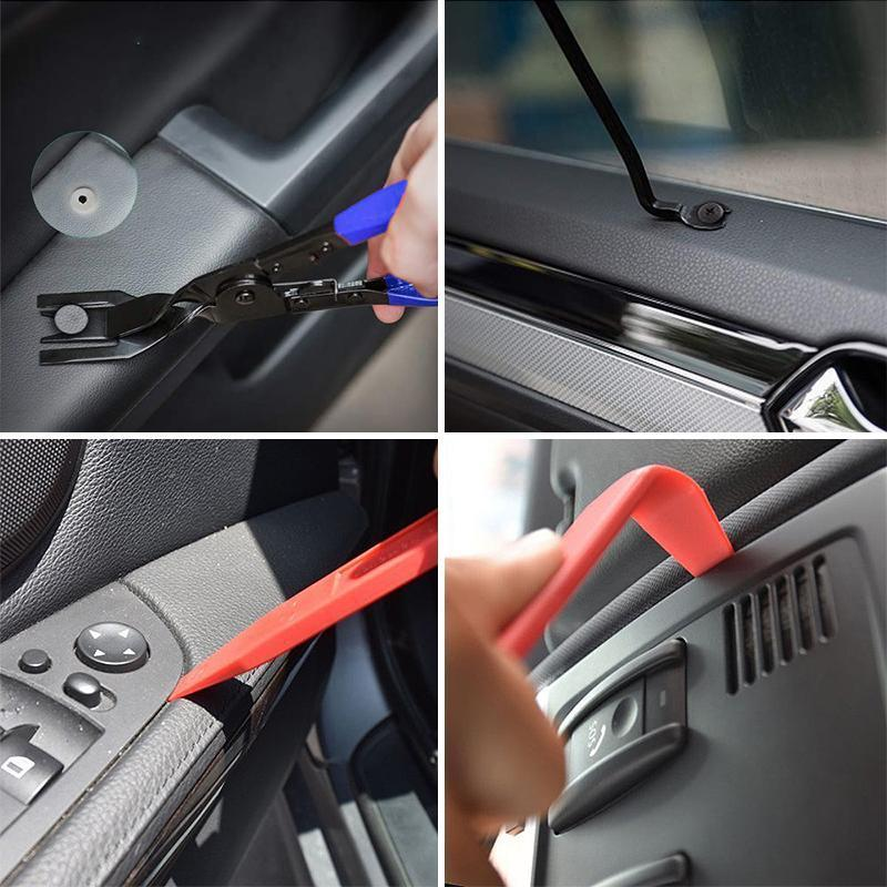 Car Trim Removal Tools Kit & Car Audio Removal Keys