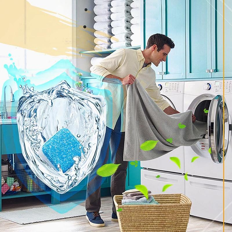 Antibacterial Washing Machine Cleaner