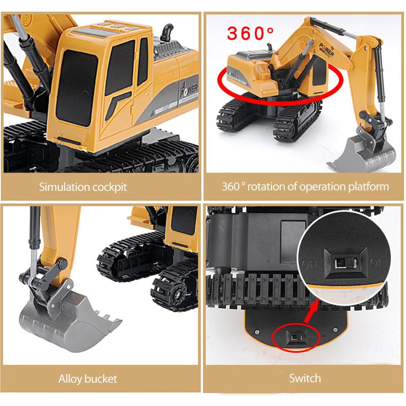 2019 RC Construction Vehicles