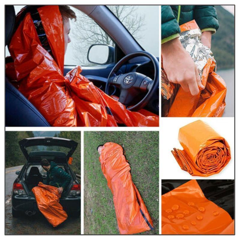 Emergency Waterproof Sleeping Bag